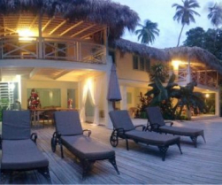 Boutique hotel in de Caraiben